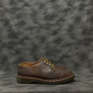 Dr. Martens Oxford Brown Shoes